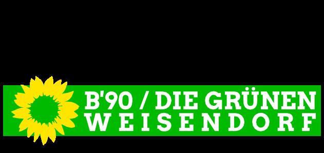 B'90 DIE GRÜNEN Weisendorf